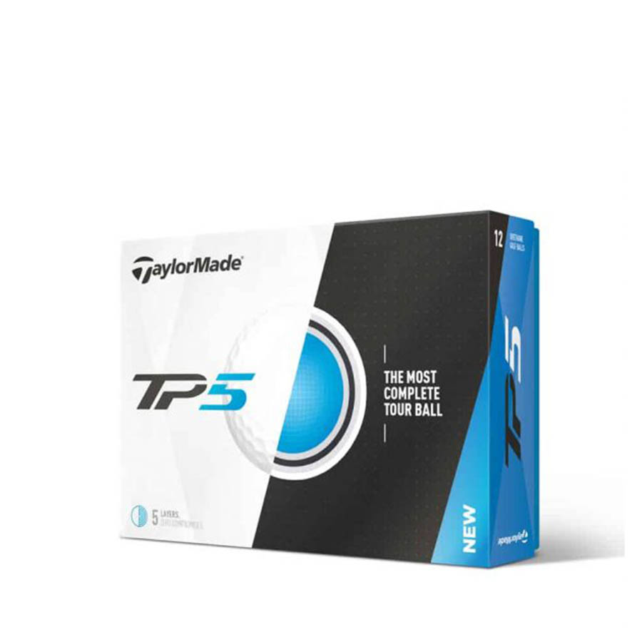 TaylorMade TP5 Golf Ball Buy 3 dozen, get 1 dozen free. (Personalization Included)